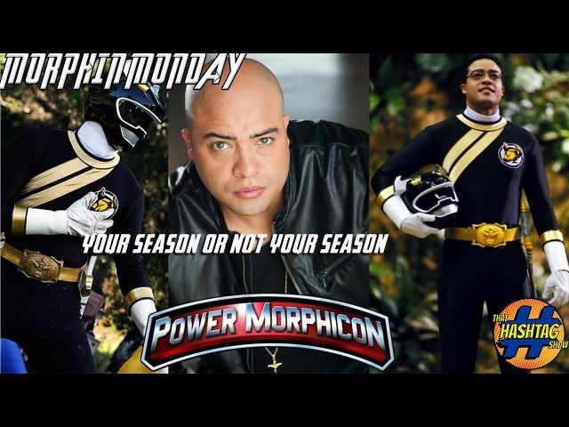 POWER RANGERS Wild Force's Jack Guzman Plays Your Season Or Not Your Season