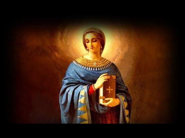 Церковный календарь 4 января 2018г. Великомученица Анастасия Узорешительница