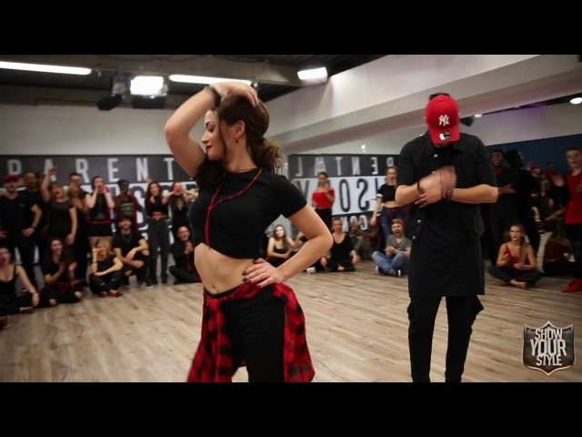 Fred-Nelson Elodie Show Your Style Urban Bachata 1