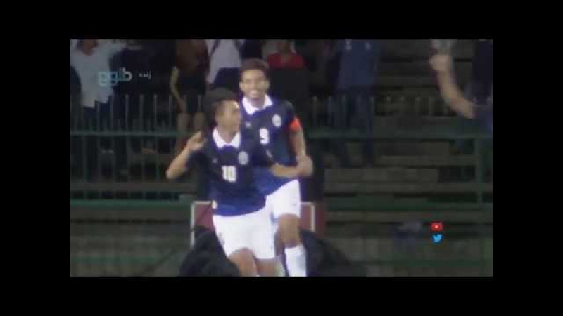 Udom Prak Mony Epic Goal - Cambodia vs Afghanistan 1-0 (Asian Cup) 13/06/2017