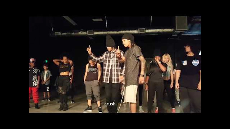 Les Twins - compilation (SCH Gomorra)