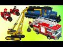 Развивающий мультфильм для детей Все Профессии Важны Лего Сити