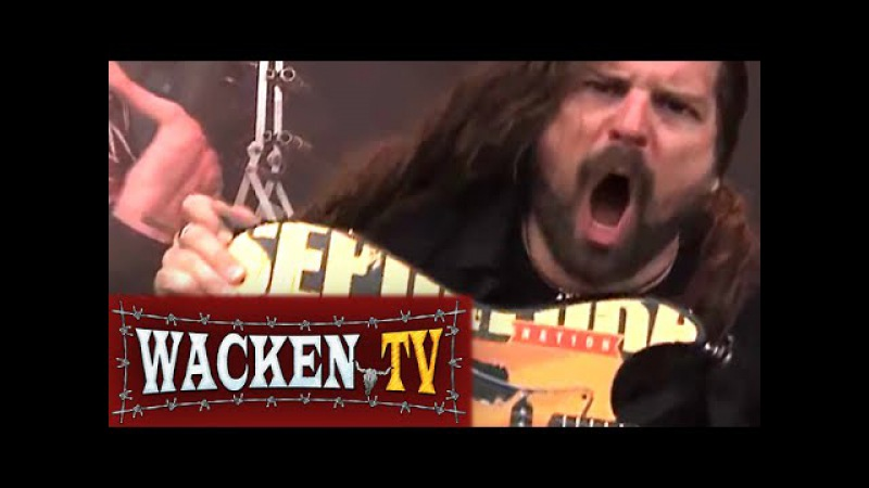 Sepultura - Roots Bloody Roots - Live at Wacken Open Air 2012