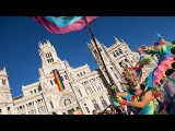 World Pride Madrid 2017 Manifestación Orgullo Gay LGTB Parade