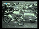 Výroba motocyklů Jawa - dokument 1960