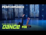 Logan Hernandezs Solo Performance | Season 14 Ep. 12 | SO YOU THINK YOU CAN DANCE