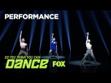 Kaylee, Lex & Logan's Group Performance | Season 14 Ep. 12 | SO YOU THINK YOU CAN DANCE