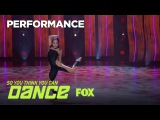 Koine Iwasaki's Solo Performance | Season 14 Ep. 12 | SO YOU THINK YOU CAN DANCE