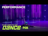 Kaylee Millis' Solo Performance | Season 14 Ep. 12 | SO YOU THINK YOU CAN DANCE