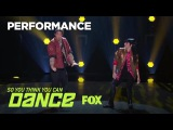 Lex & Gabys Hip Hop Performance | Season 14 Ep. 12 | SO YOU THINK YOU CAN DANCE