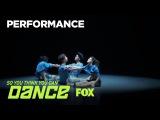 Taylor, Koine, Kiki &amp Mark's Group Performance  Season 14 Ep. 12  SO YOU THINK YOU CAN DANCE