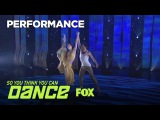 Taylor & Robert's Contemporary Performance | Season 14 Ep. 12 | SO YOU THINK YOU CAN DANCE