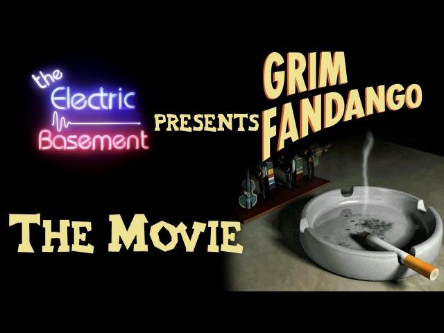 TEB Presents Grim Fandango The Movie