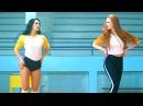 Riverdale 1x10 Veronica and Cheryl's dance battle 2017 HD