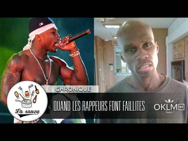 50 CENT, JA RULE...Quand les rappeurs font faillite - LaSauce sur OKLM Radio 07/02/18{OKLM TV}