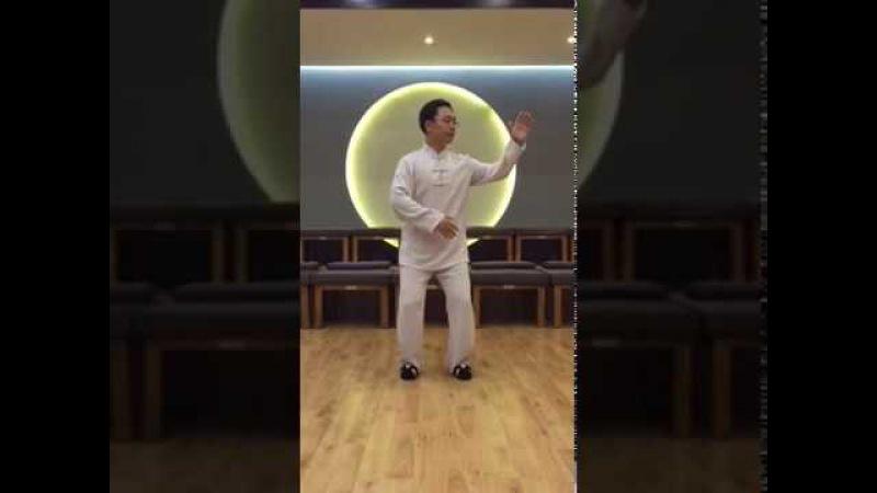 11 и 12 shi zuo gu you pan shi 10 shi hou tui shi в исполнении Мастера Ван Лина
