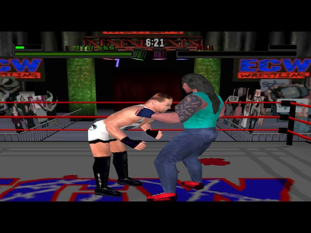 ECW Anarchy Rulz Complete Season 27 [PS1]