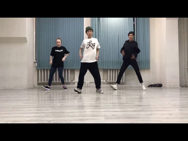 Borkhon Choreography   @stefflondon - 16shots