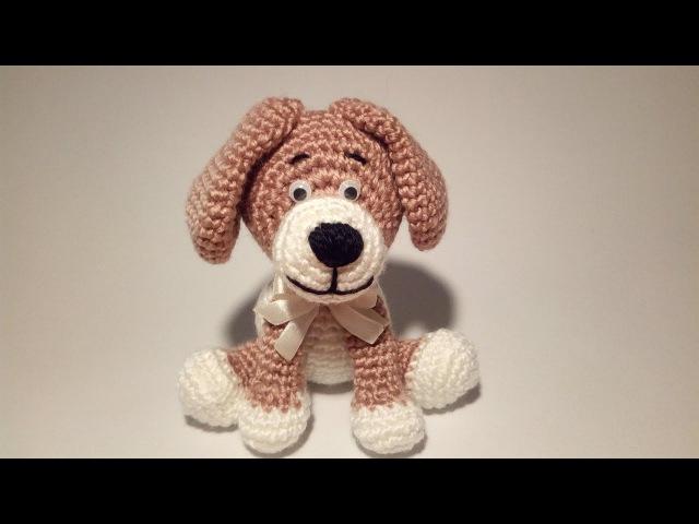 Cane Amigurumi Uncinetto Tutorial - Dog crochet Amigurumi - Perro Crochet