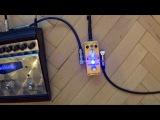 AROMA AFK-3 FUNK MACHINE Auto wah pedal