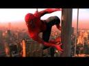 Полет Человека Паука. Финал фильма. Человек Паук (2002)