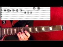 The Day That Never Comes Intro by METALLICA - Guitar Lesson - Kirk Hammett