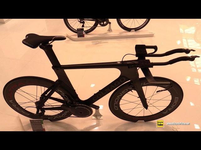 2017 Colnago k-Zero Triathlon Bike