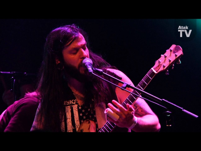 Atak TV - Shawn James The Shapeshifters - Wild Man - 17 oktober 2015