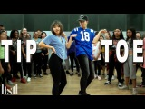 TIP TOE - Jason Derulo ft French Montana Dance Matt Steffanina ft Bailey