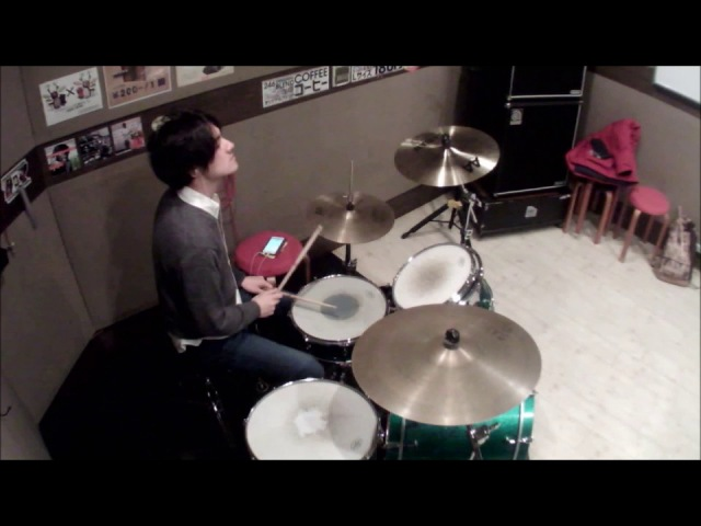 The Beatles Oh Darling Drums cover