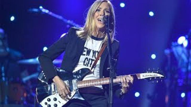 Sheryl Crow A Hard Day's Night Live 5 Dec 2015