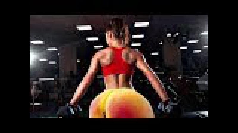 Как накачать попу как персик - Круговая тренировка для похудения