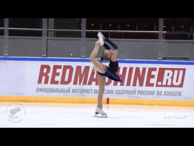 Дарья Николаева ШФК Елены Бережной ПП