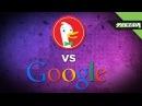 Duck Duck Go vs. Google Search