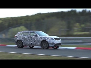 2018 Land Rover Range Rover Velar SVR Sounds Muscly