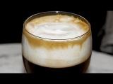 Фирменный напиток из Турина под названием BICERIN - кофе с горячим шоколадом и сливк...