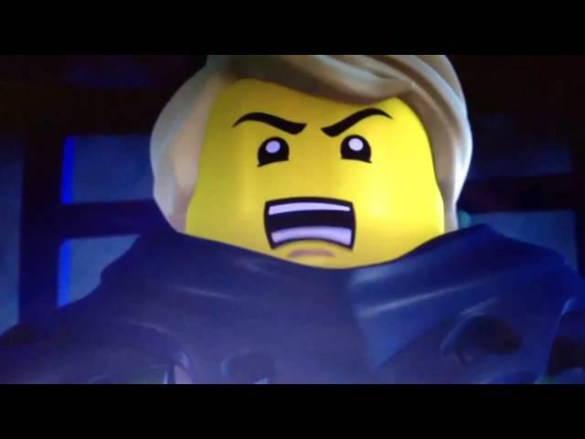 Клип лего ниндзяго!(Морро Monster)на русском