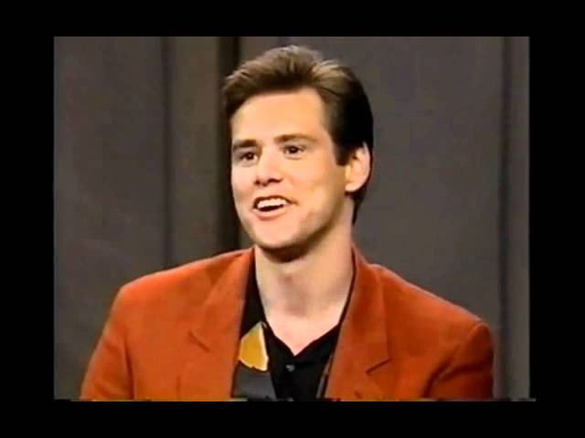 Jim Carey - How Wealthy People Laugh