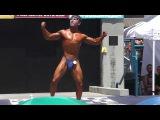 Muscle Beach Venice, CA July 4, 2014 Novice  Mens  Bantum  WT