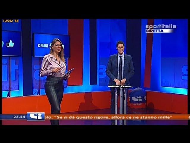 Jolanda de Rienzo C Piace 26 novembre 2017
