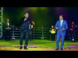 Adham Soliyev va Ozodbek Nazarbekov - Laylo _ Адхам ва Озодбек - Лайло (concert