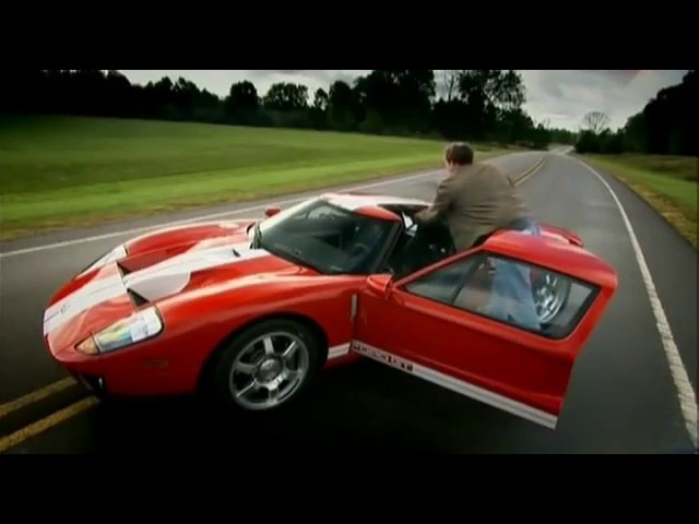 В Детройте представлен новый FORD GT и концепт Ford Visos Топ Гир