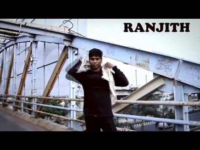 Waacking-India-Ranjith Hips 'n' Toez 2015