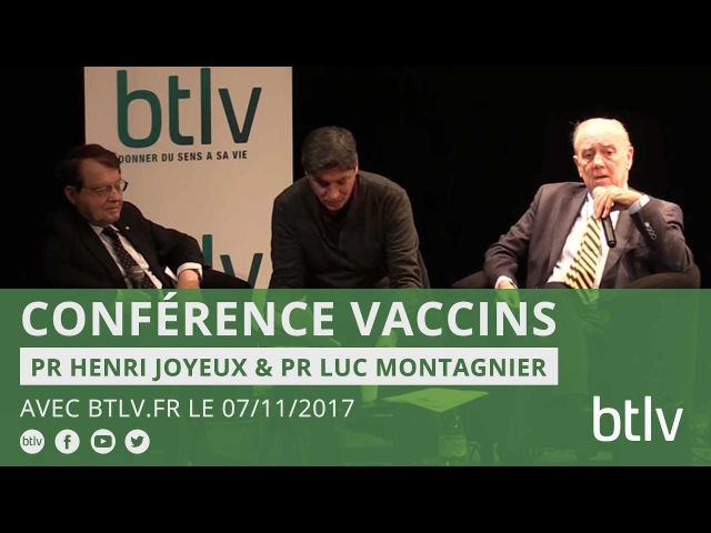 VACCINS Conférence du Pr Henri Joyeux du Pr Luc Montagnier avec смотреть онлайн без регистрации