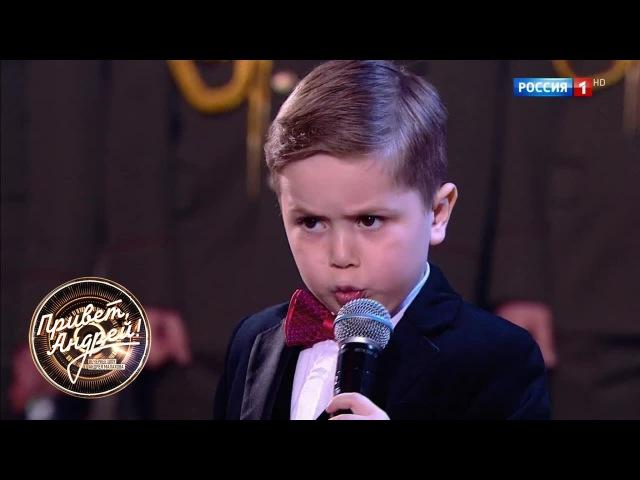 Привет, Андрей! Аслан Сибгатуллин. Самое популярное 2017. Ток-шоу Андрея Малахова от 08.01.18