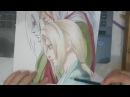 Speed Drawing - Jiraiya, Tsunade and Orochimaru (Naruto)