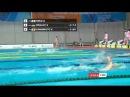 Сергей Фролов 1500 метров вольный стиль Всемирная Универсиада по плаванию 2015 Gwangju