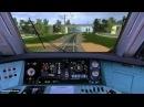 Trainz Simulator 12 Москва-Раменское (Казанский Вокзал) - ПЛ.47 КМ на ЭД4М с информатором П6538