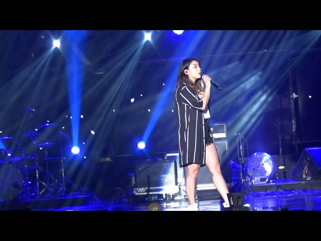 [FANCAM] 170722 Ailee - I Will Go To You Like The First Snow @ 2017 Ulsan Summer Festival