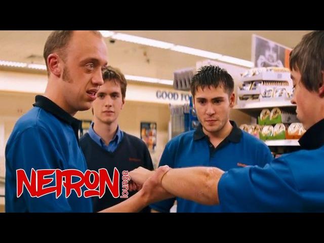 Брайн дает кунфу пощечину Возврат - 2006 Смешной момент Cashback